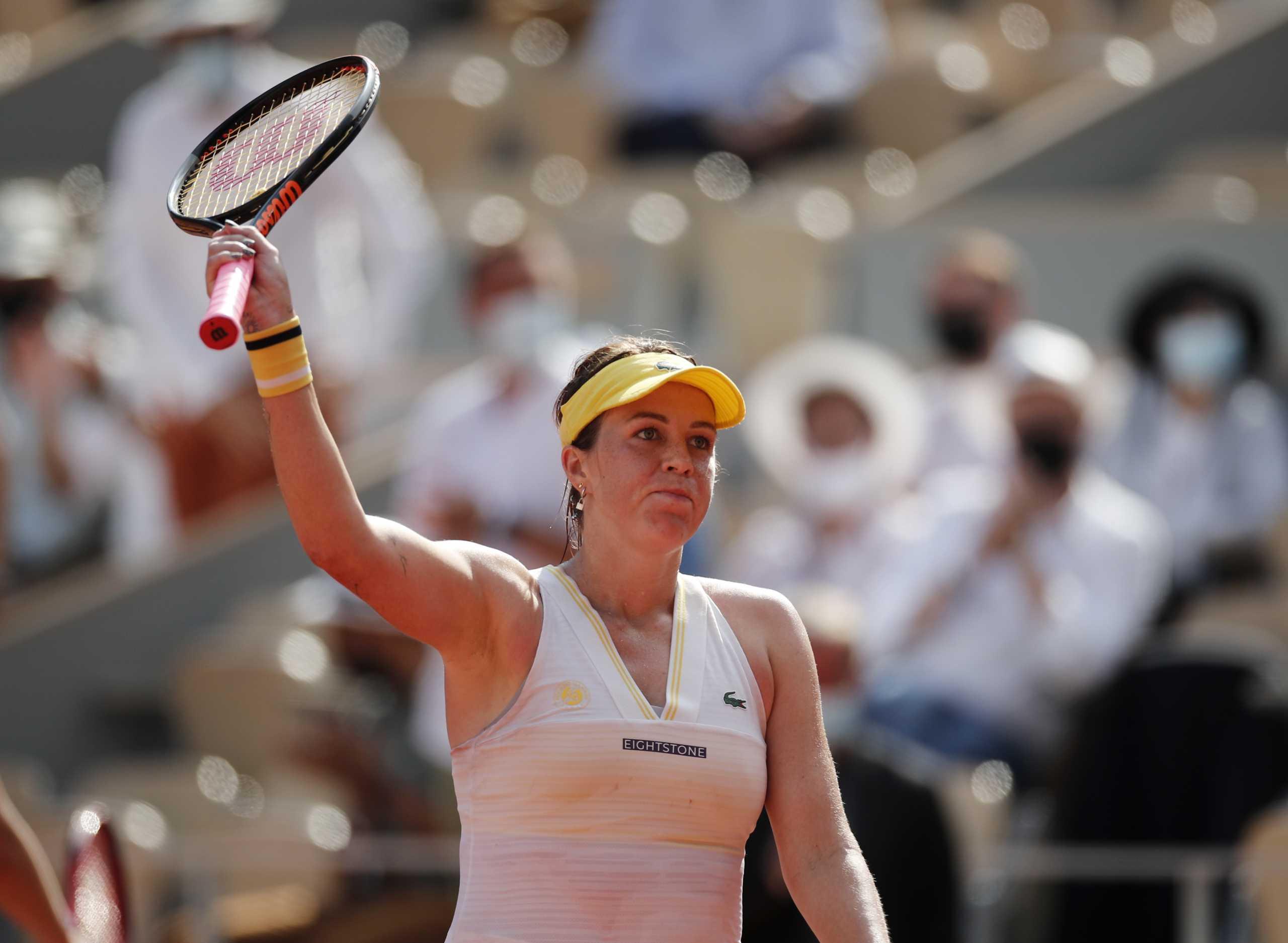 Roland Garros: Στα ημιτελικά η Παβλιουτσένκοβα