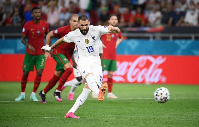 Euro 2020, Πορτογαλία - Γαλλία: Το υπερβολικό πέναλτι στον Σεμέδο για την ισοφάριση του Εμπαπέ