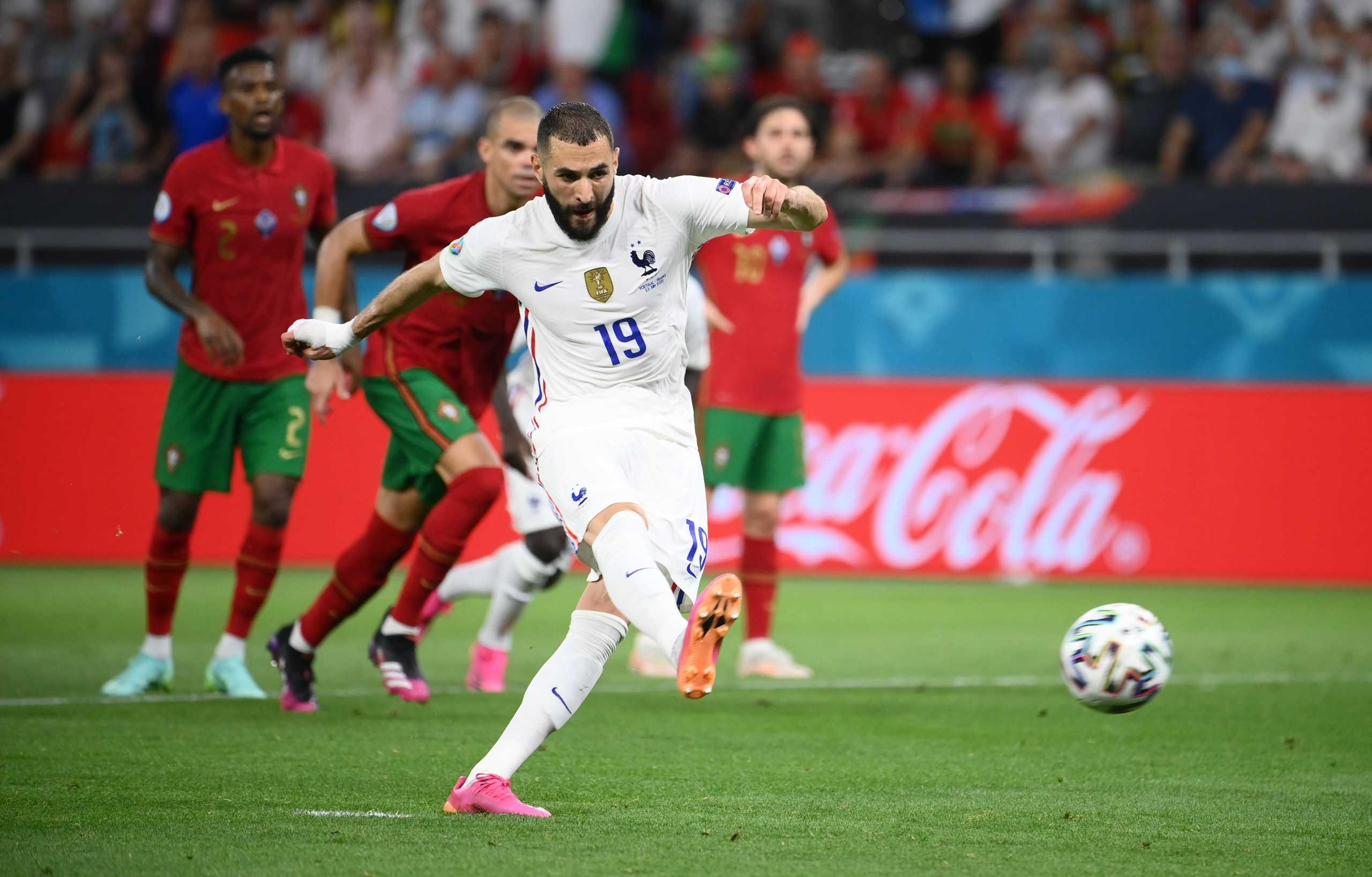 Euro 2020, Πορτογαλία – Γαλλία: Το υπερβολικό πέναλτι στον Σεμέδο για την ισοφάριση του Εμπαπέ
