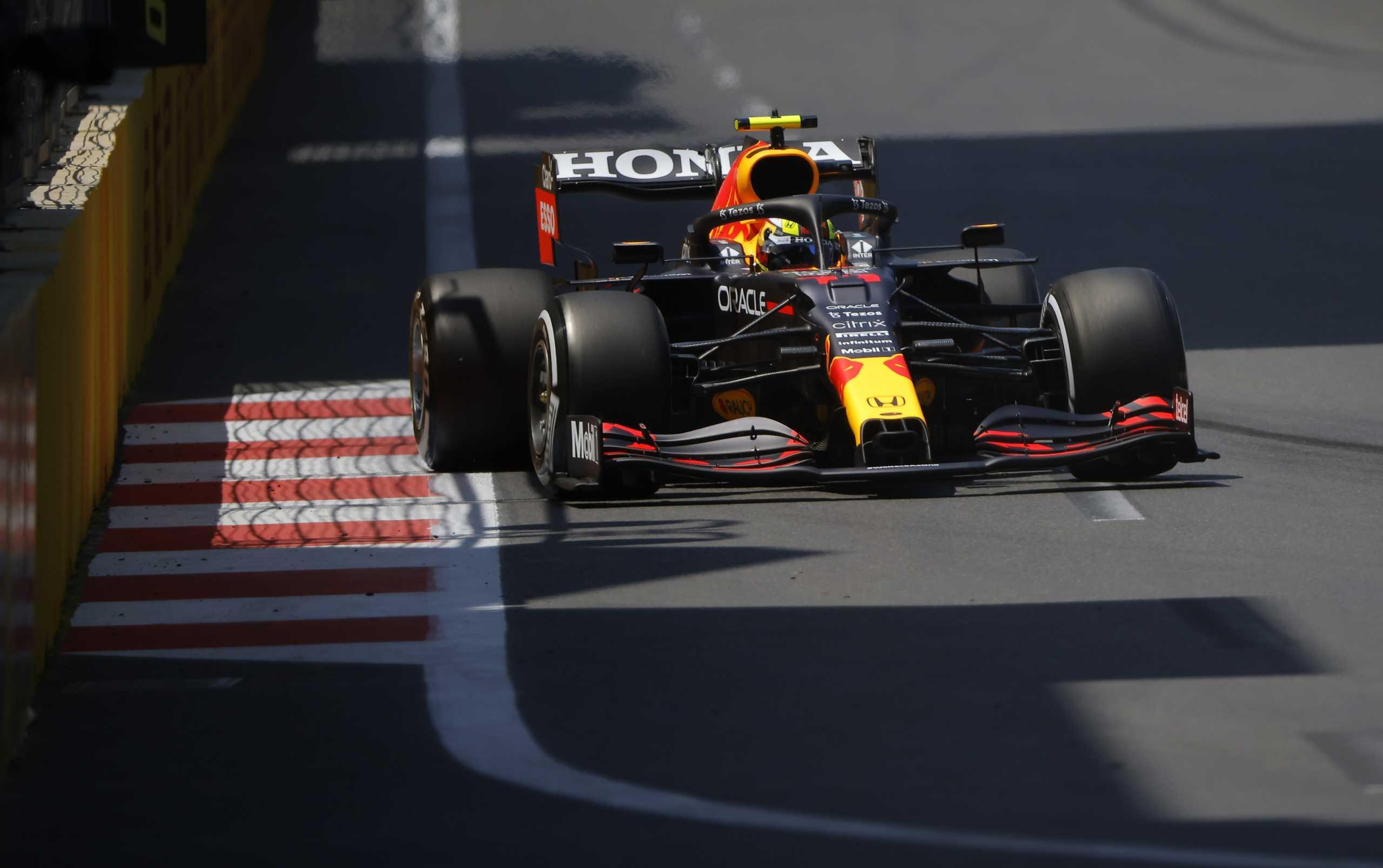 Formula 1: Έκπληξη με Πέρεζ στο Μπακού