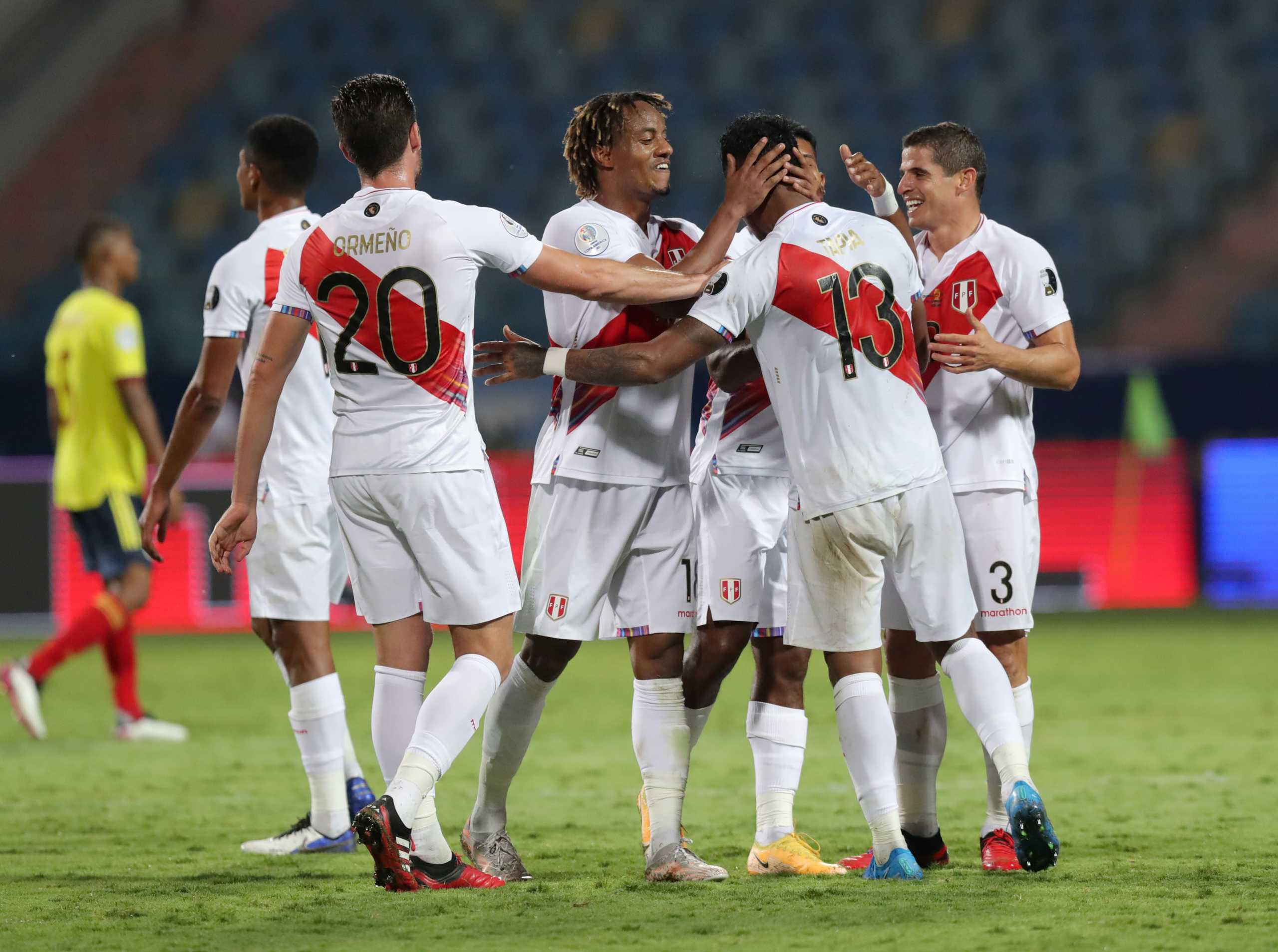 Copa America: Σπουδαία νίκη για Περού, ισόπαλες Βενεζουέλα και Εκουαδόρ