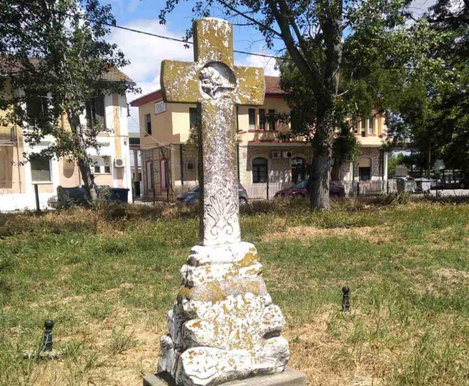 Ημαθία: Ο πέτρινος σταυρός και η ιστορία που περνάει από γενιά σε γενιά – Θυσία για την ελευθερία