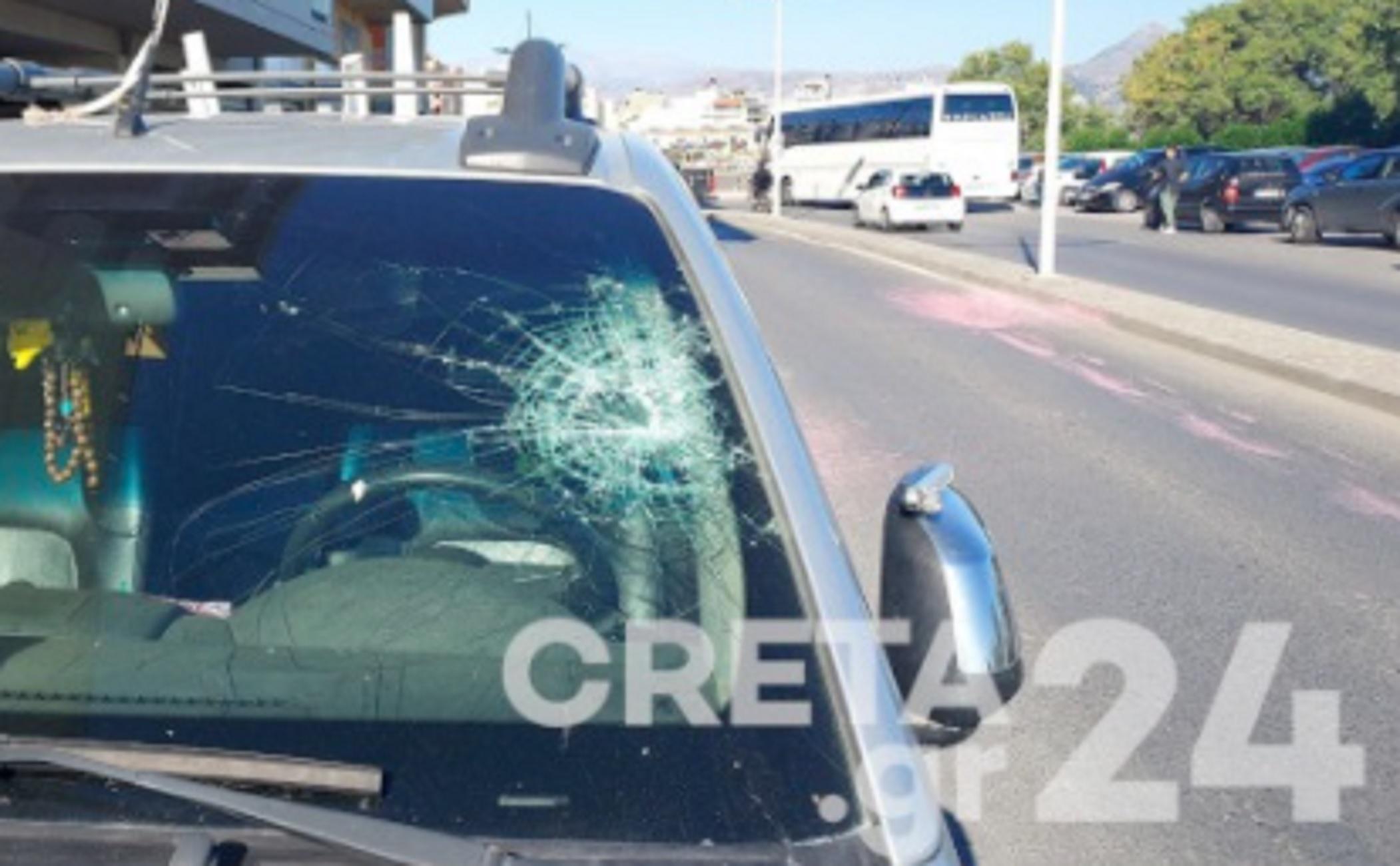 Ηράκλειο: Πετροπόλεμος και μπογιές για κορονοπάρτι που ματαιώθηκε – Χαμός στην παραλιακή