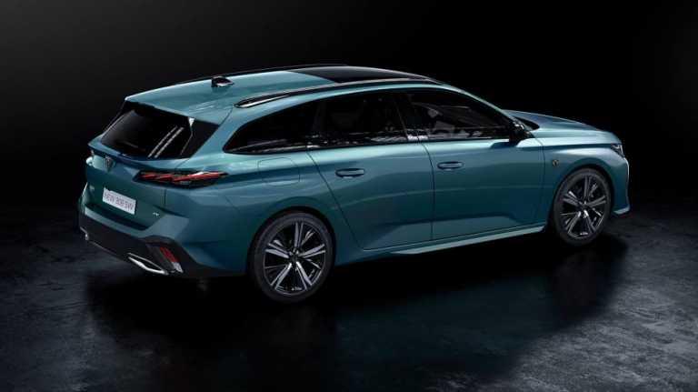 Αποκαλυπτήρια για την πιο πρακτική έκδοση του νέου Peugeot 308 (video)