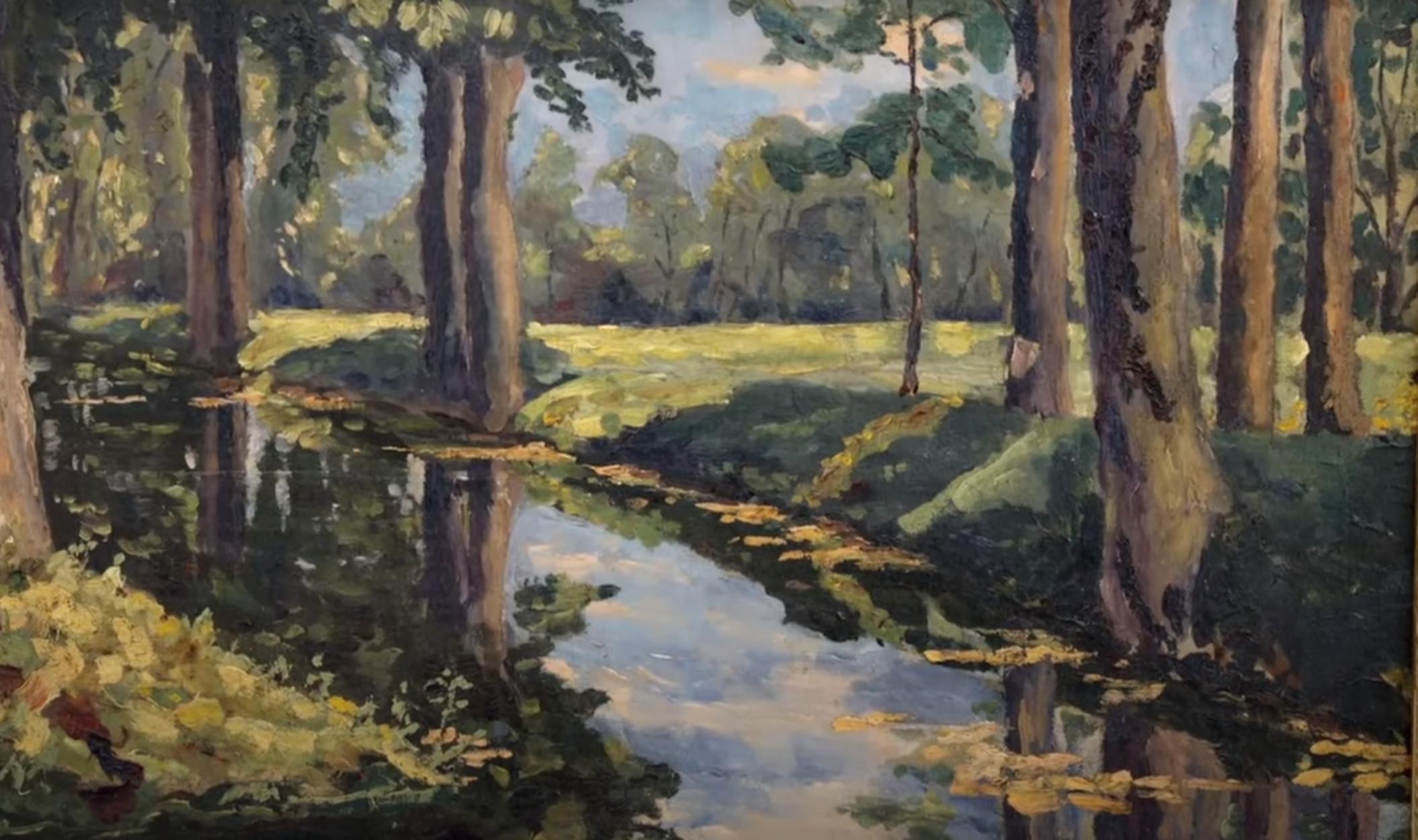 Πίνακας του Τσώρτσιλ που είχε χαρίσει στον Ωνάση πωλήθηκε για 1,8 εκατ. ευρώ