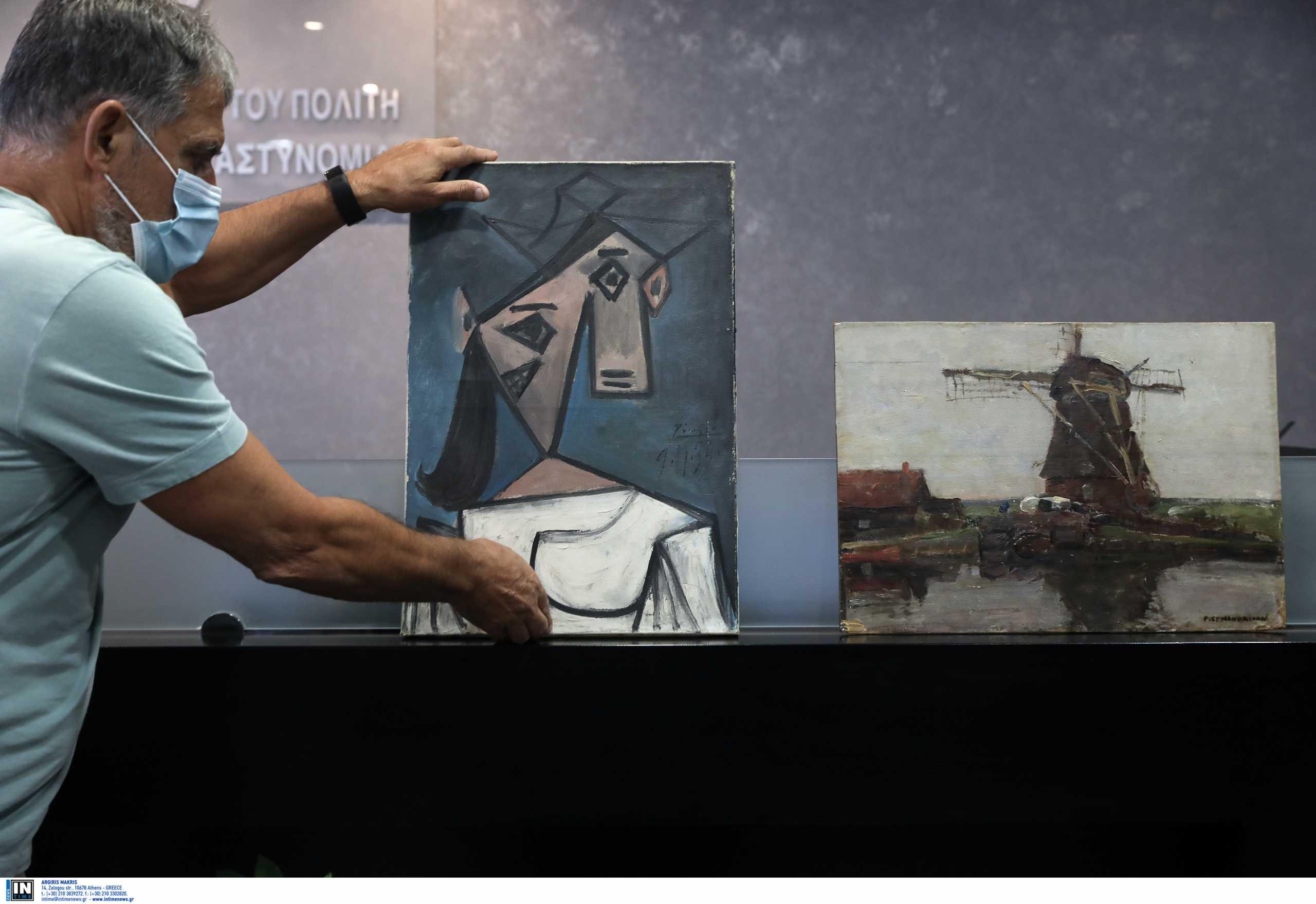 Κλοπή Πικάσο: Τι ώθησε τον 49χρονο να κλέψει τους πίνακες