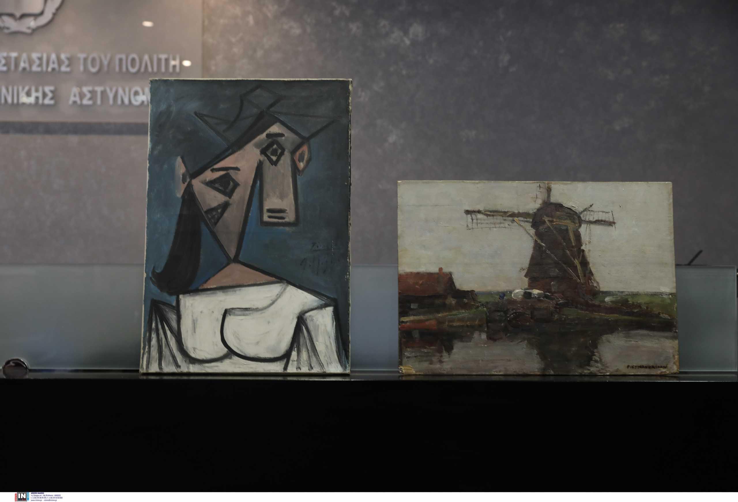 Κλοπή στην Εθνική Πινακοθήκη – Μενδώνη: Τι λένε οι ειδικοί για την κατάσταση των έργων τέχνης