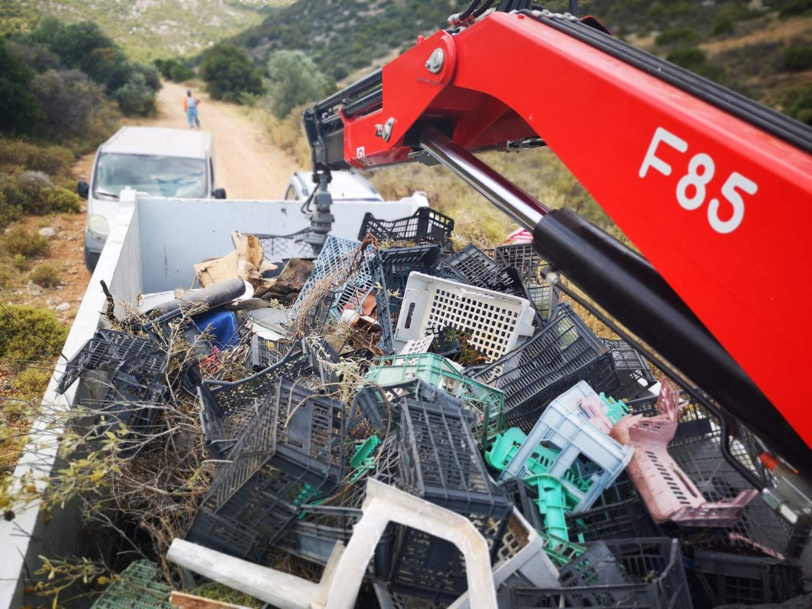 O Υμηττός θα γίνει το πρώτο «Zero Plastic» βουνό της Ελλάδας