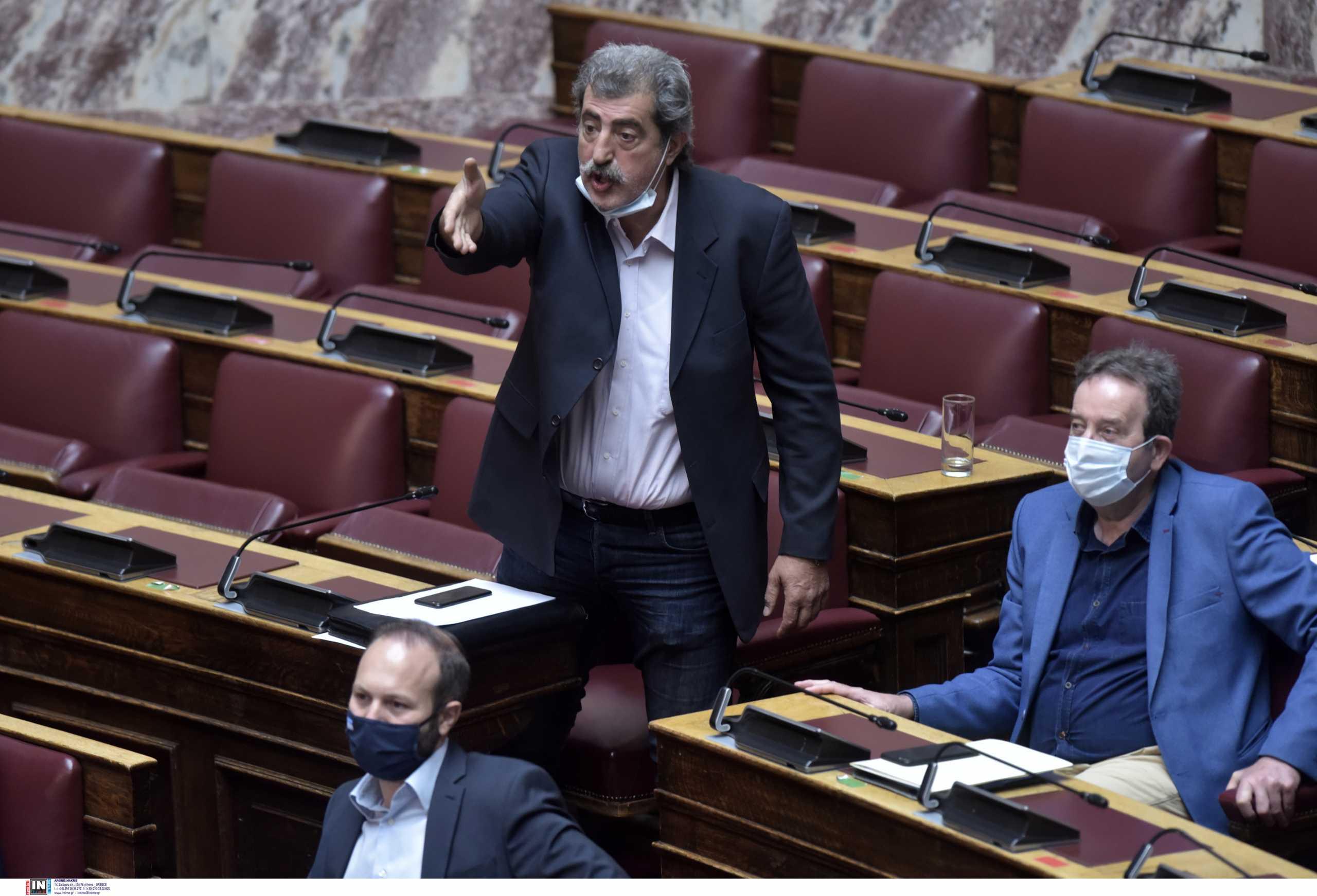 Παύλος Πολάκης: Άρση ασυλίας μετά από μήνυση του Γιάννη Στουρνάρα