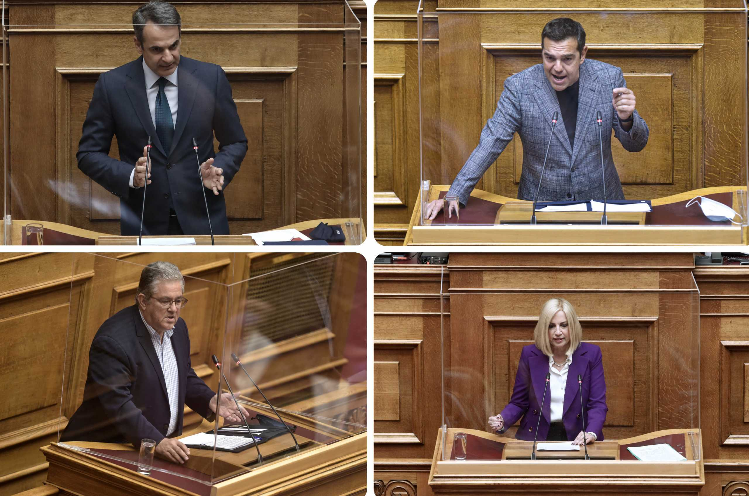 Εργασιακό νομοσχέδιο: Στο «κόκκινο» σήμερα η αντιπαράθεση με τις τοποθετήσεις των πολιτικών αρχηγών