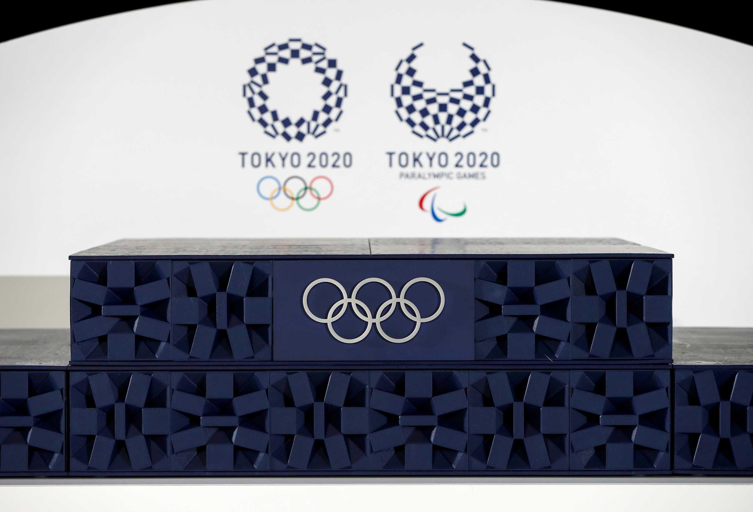 Ολυμπιακοί Αγώνες: Αυτό είναι κι έτσι φτιάχτηκε το βάθρο για τους νικητές