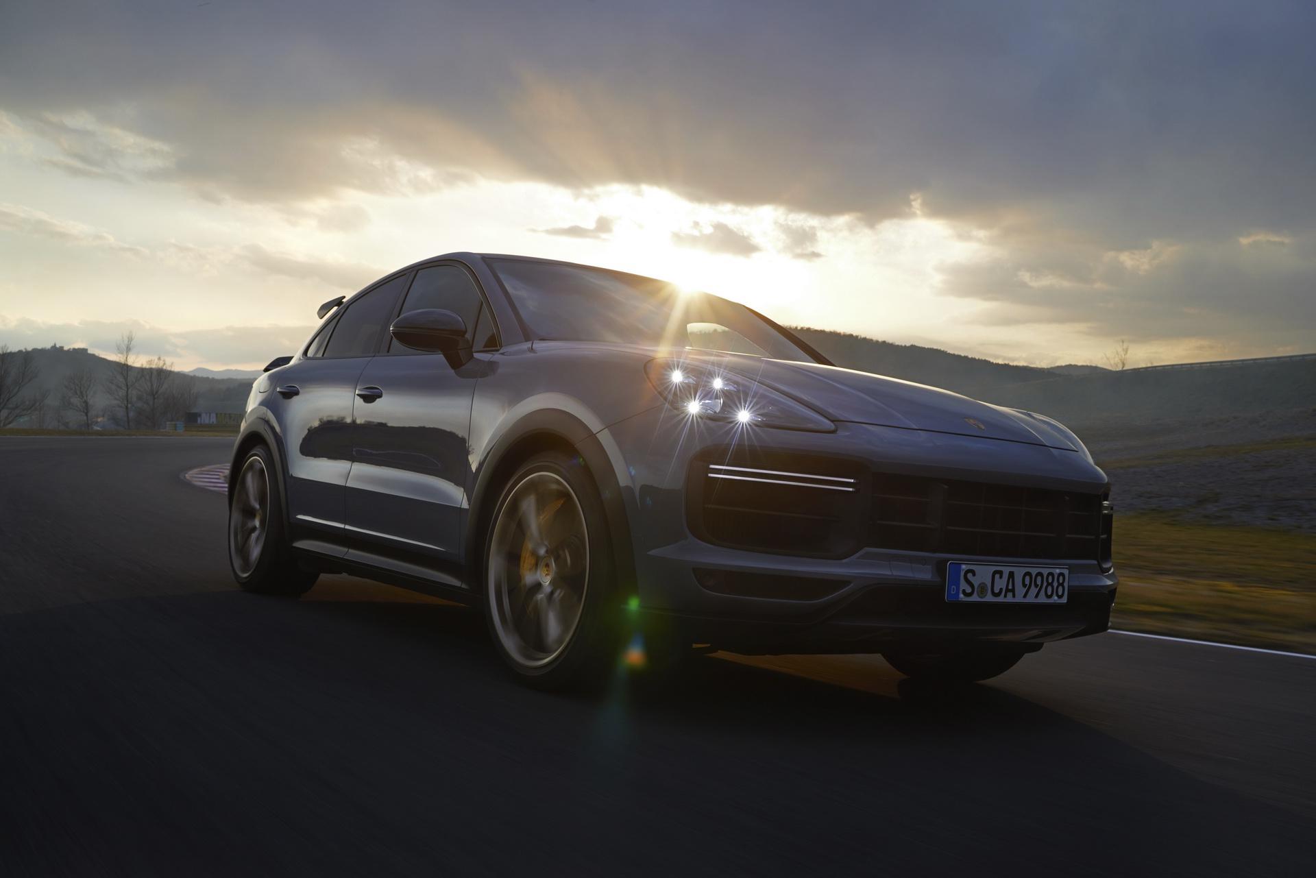 Νέα Porsche Cayenne Turbo GT: Με 640 άλογα και άγρια εμφάνιση (video)