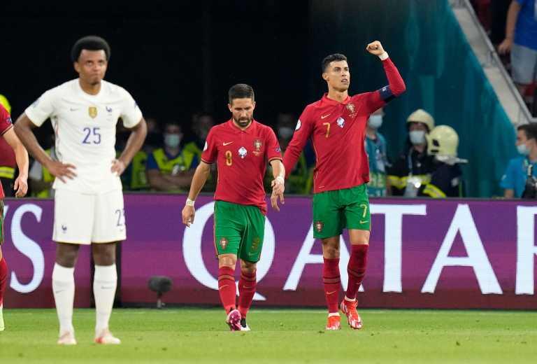 Euro 2020, Πορτογαλία - Γαλλία 2-2 και Γερμανία - Ουγγαρία 2-2