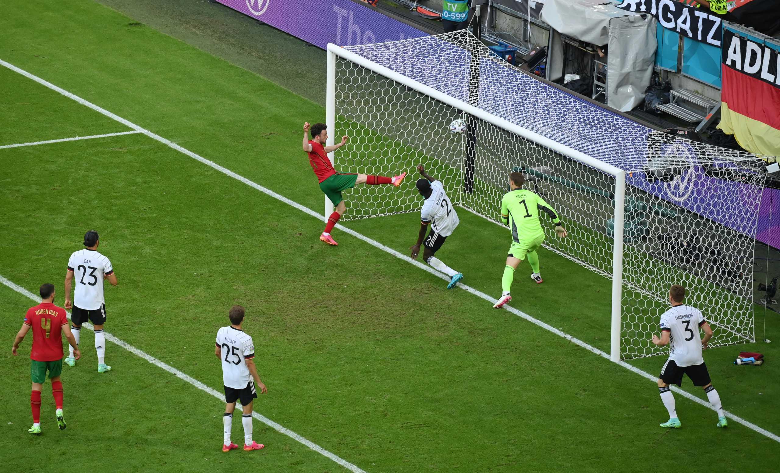 Euro 2020, Πορτογαλία – Γερμανία 2-4 ΤΕΛΙΚΟ