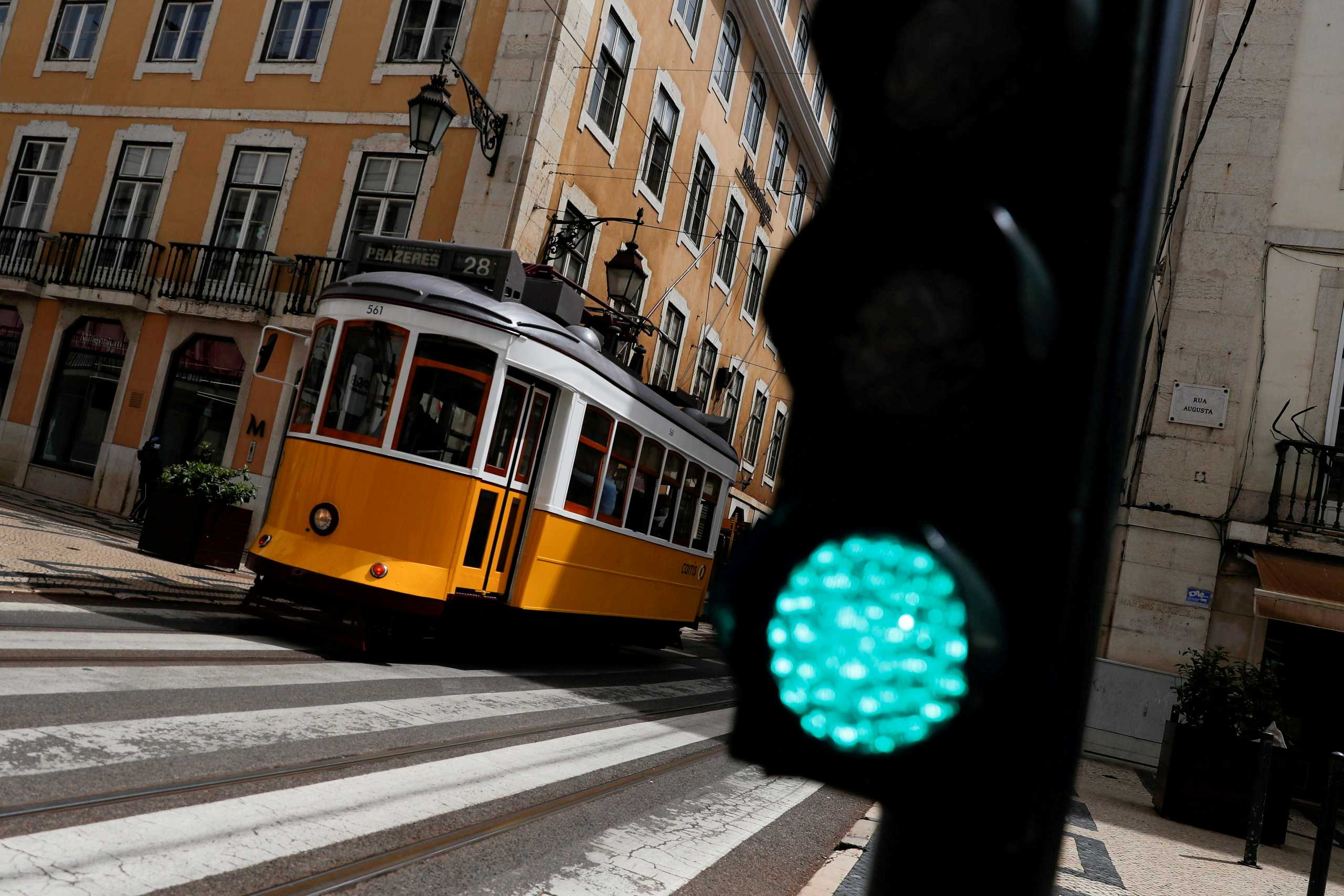 Πορτογαλία: Νέοι περιορισμοί μετά από την αύξηση των κρουσμάτων κορονοϊού