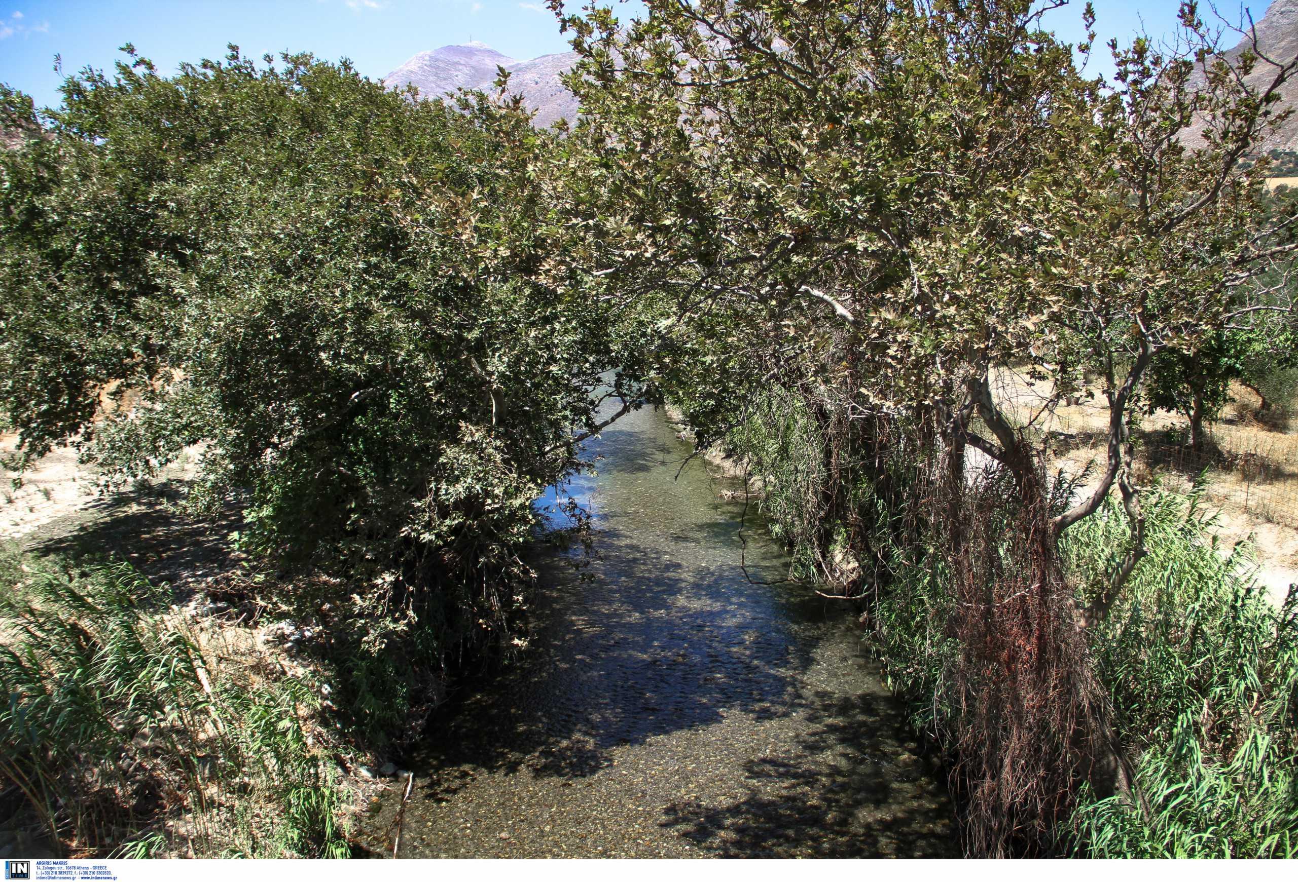 Πάνω από τα μισά ποτάμια της Γης σταματούν να ρέουν μέσα στο έτος
