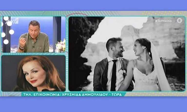 Γλυκά Νερά - «Σφάχτηκαν» on air με την Χρυσηίδα Δημουλίδου:«Δεν ξέρετε Ελληνικά, κάνετε τηλεοπτικό πανηγυράκι»