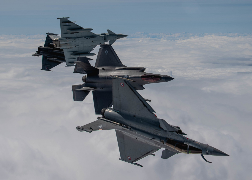 Τουρκία: «Τεστάρει» τα μαχητικά Rafale του Κατάρ για να ξέρει τι την περιμένει στο Αιγαίο [pics]