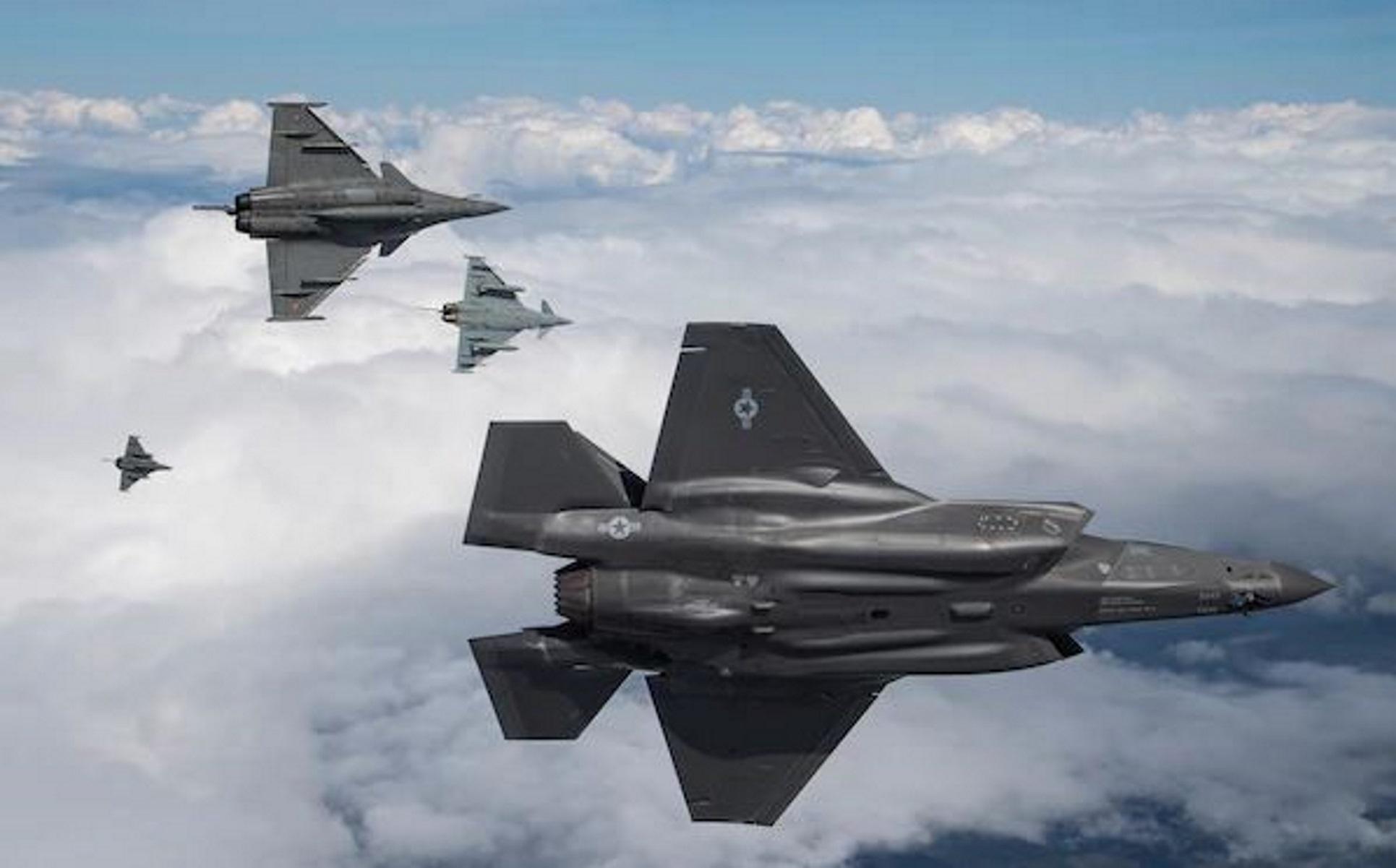 F-35 στην Ελλάδα: Αύριο το «πρώτο βήμα» για το νομοσχέδιο αμυντικής συνεργασίας με ΗΠΑ