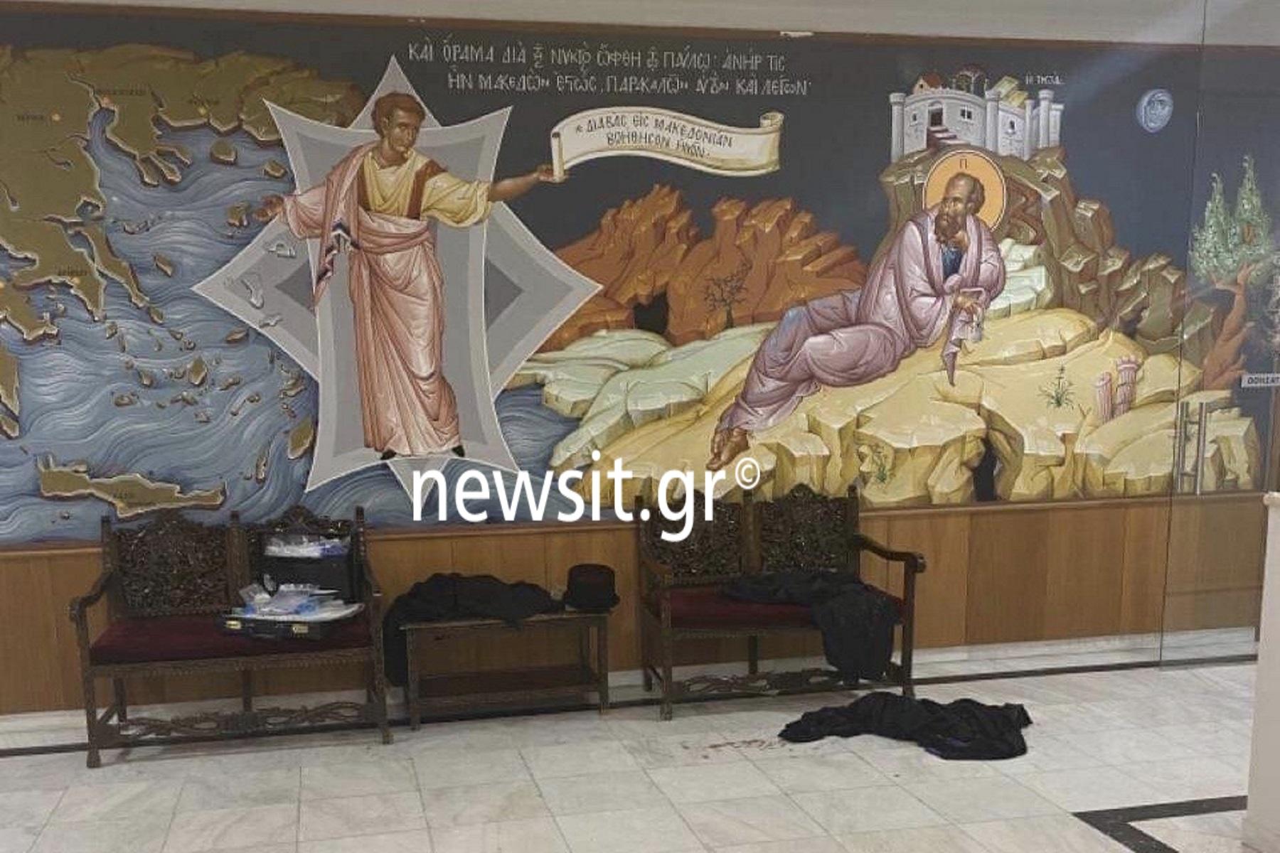 Μονή Πετράκη: Ο ιερέας είχε επιτεθεί και σε δημοσιογράφους το 2015