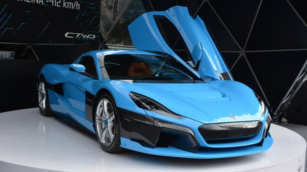 Rimac και Porsche εξαγοράζουν τη Bugatti