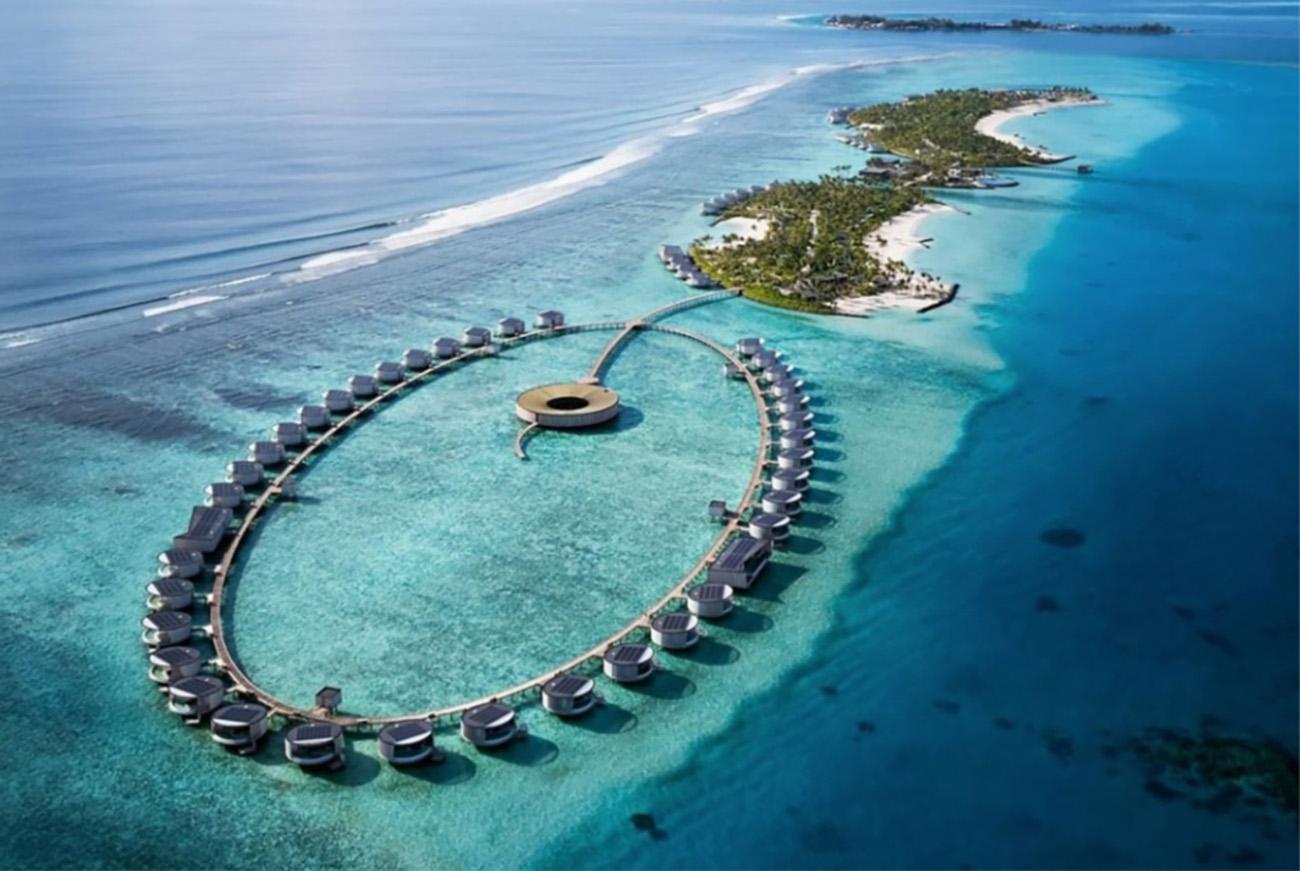 Το θέρετρο στις Μαλδίβες που θα θέλαμε να περάσουμε όλο το καλοκαίρι