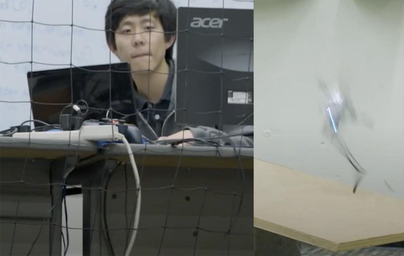 Το ρομπότ των 100 γραμμαρίων που κάνει «θαύματα»