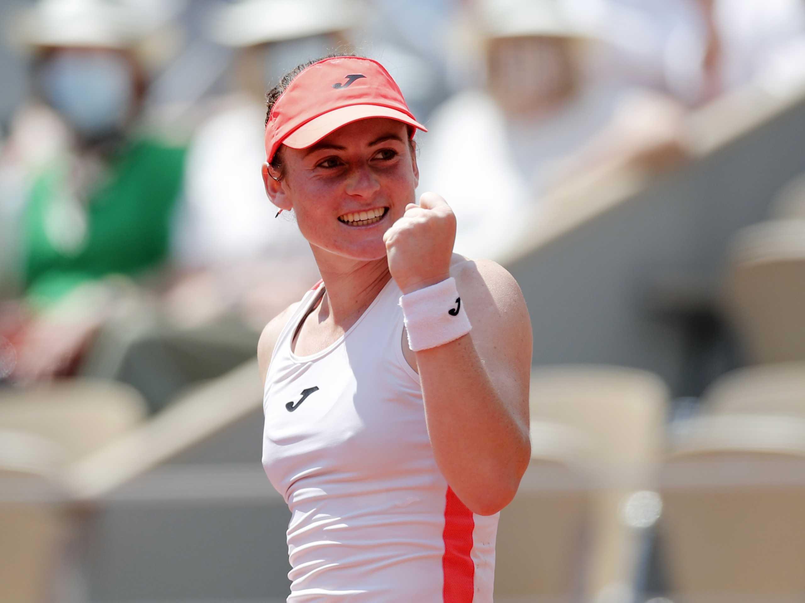 Έκπληξη στο Roland Garros: Στα ημιτελικά η Ζίντανσεκ