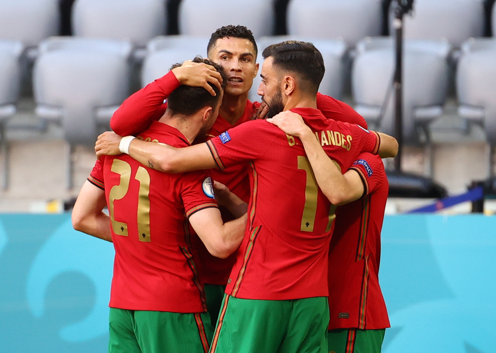 Euro 2020, Πορτογαλία – Γερμανία: Το γκολ και η τρομερή ενέργεια του Κριστιάνο Ρονάλντο