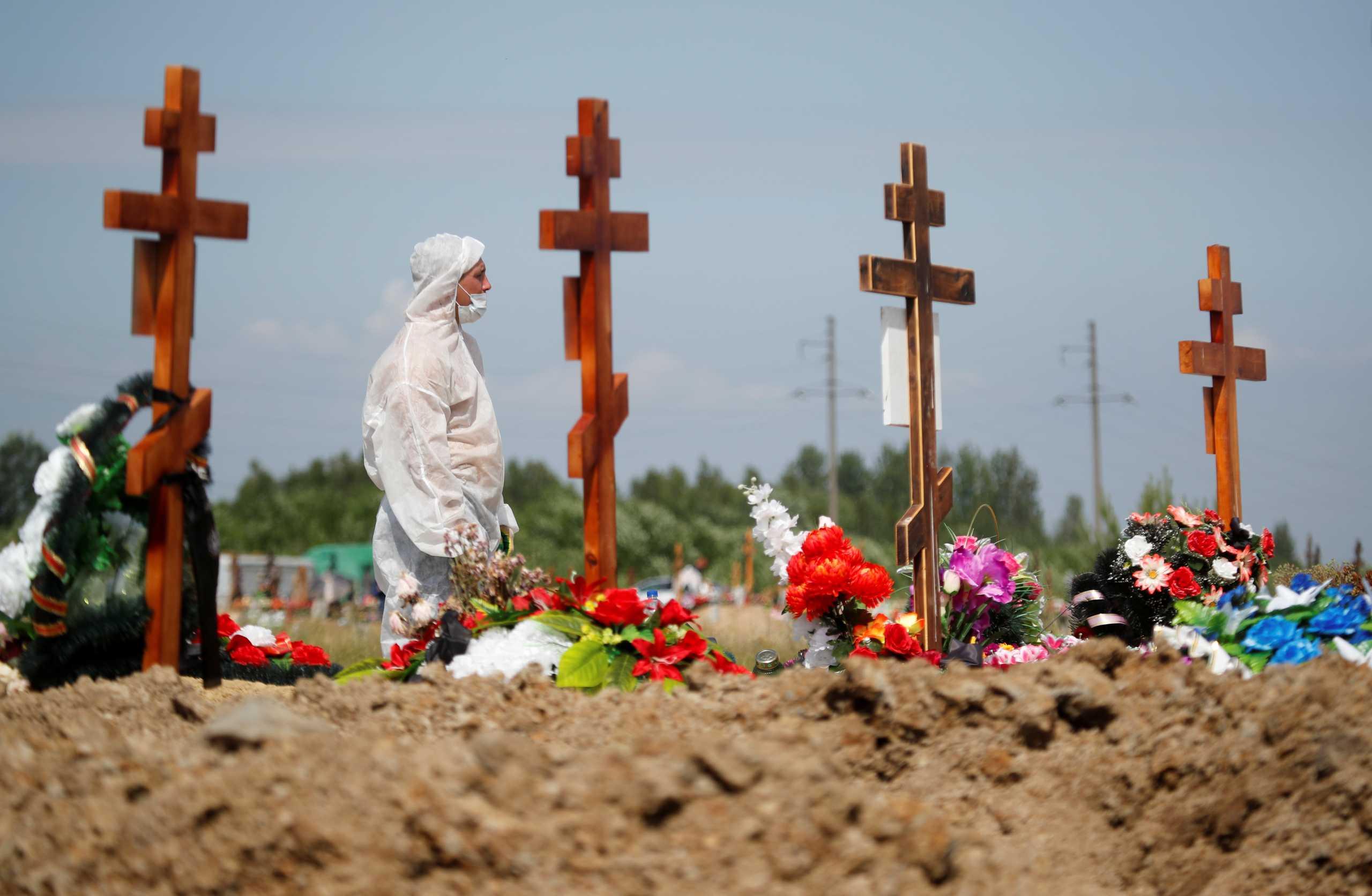 Κορονοϊός – Ρωσία: Εννέα ασθενείς πέθαναν από ασφυξία όταν έσπασε σωλήνας παροχής οξυγόνου