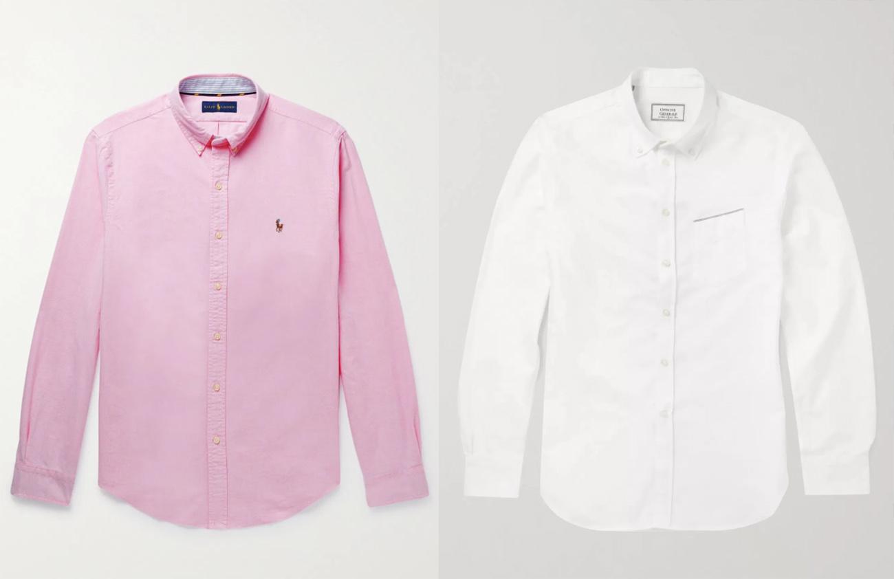 Ο Πολ Νιούμαν μας έδειξε πως φοριέται ένα πουκάμισο Oxford