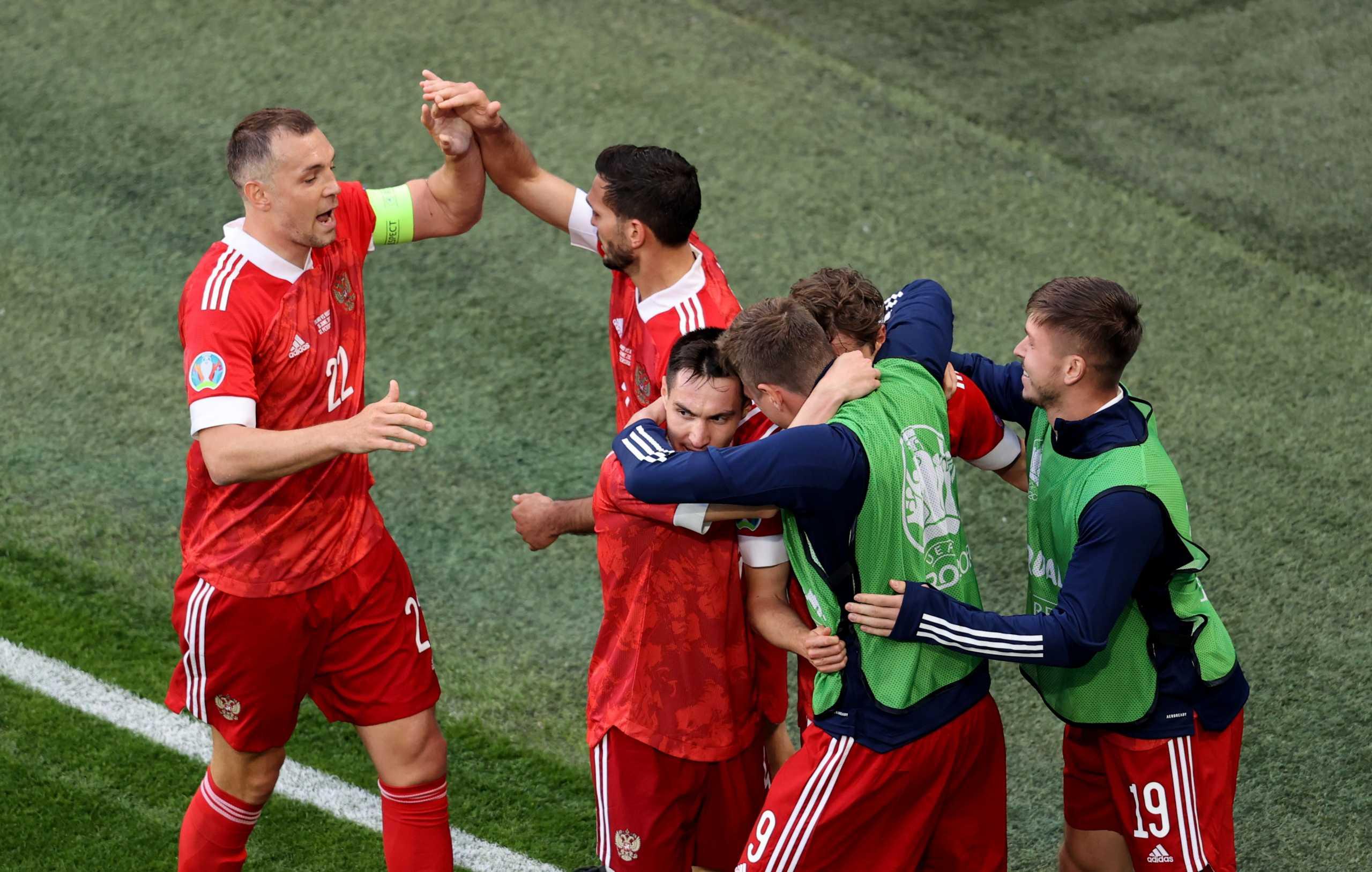 Euro 2020, Φινλανδία – Ρωσία 0-1: Με γκολάρα έβαλαν φωτιά στο όμιλο οι Ρώσοι