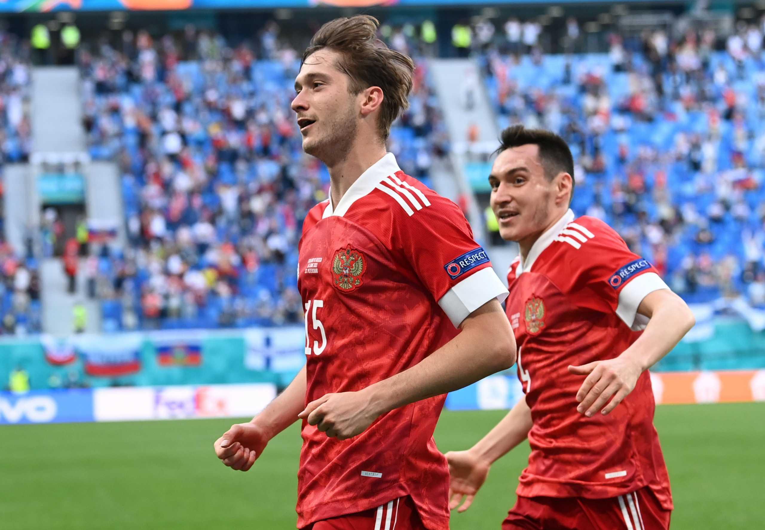 Euro 2020: Το ασύλληπτης ομορφιάς γκολ της Ρωσίας