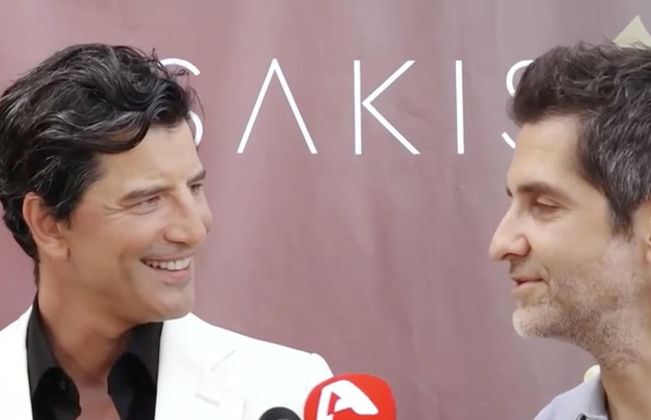 Σάκης Ρουβάς: «Είμαι πιο ώριμος από ποτέ, ζω πολύ πιο έντονα τη ζωή μου»