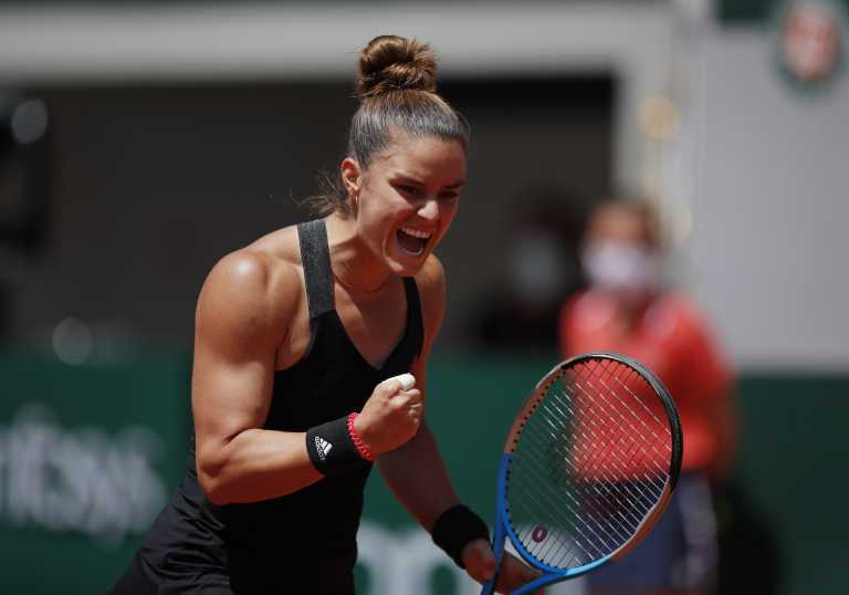 Μαρία Σάκκαρη: Οι Γερμανοί αποθεώνουν την Ελληνίδα πρωταθλήτρια, «έπαιζε σαν να ήταν σε έκσταση»