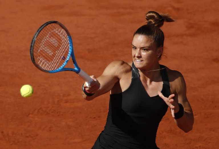 Μαρία Σάκκαρη: Τα highlights από το ματς της χρονιάς στο Roland Garros