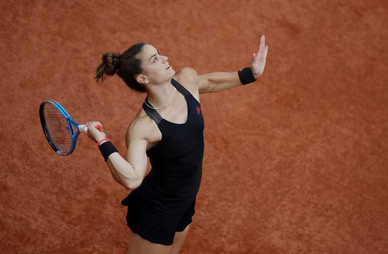 Μπάρμπορα Κρεϊτσίκοβα – Μαρία Σάκκαρη LIVE για το Roland Garros
