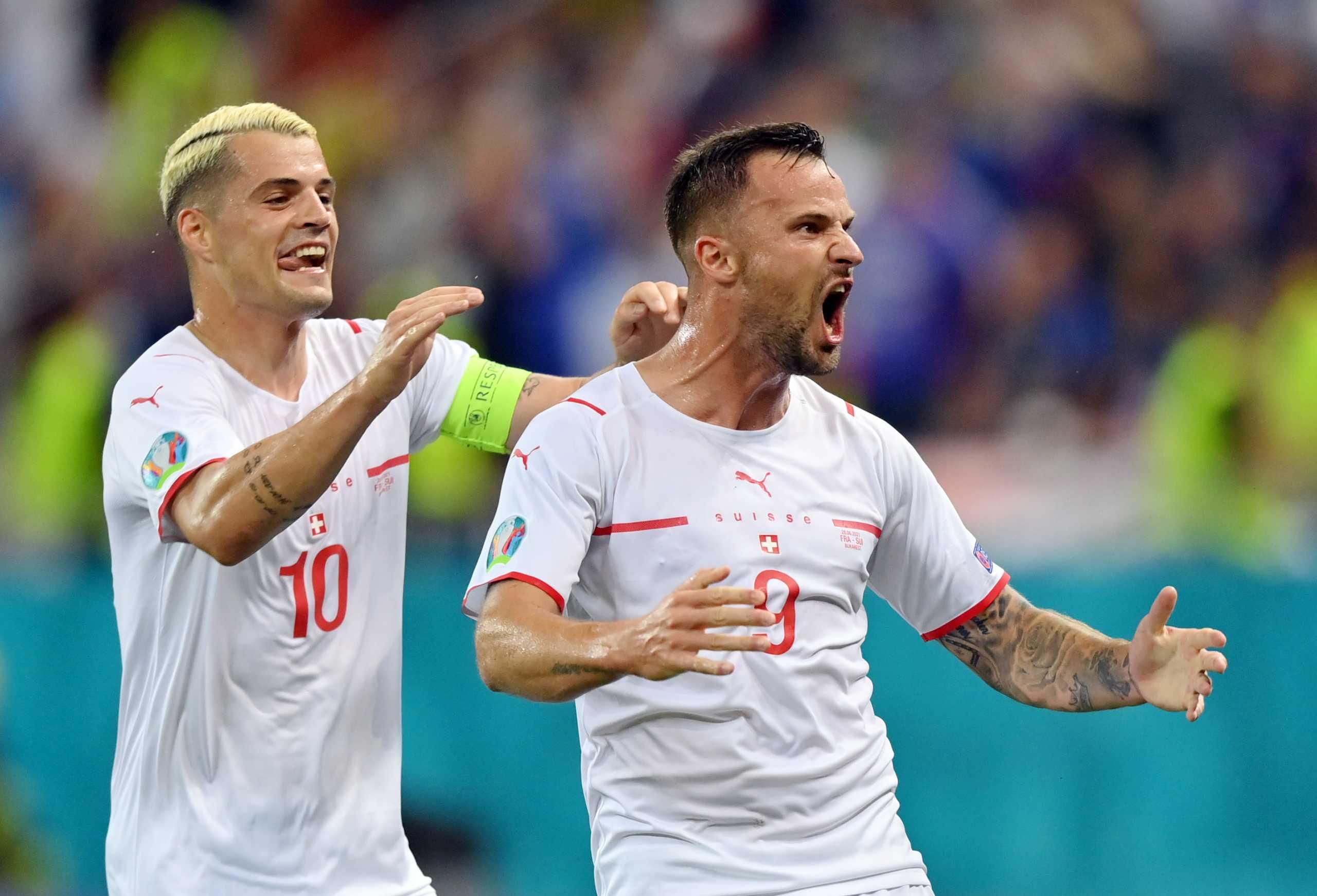 Euro 2020, Γαλλία – Ελβετία: Ο Σεφέροβιτς σόκαρε τους Γάλλους