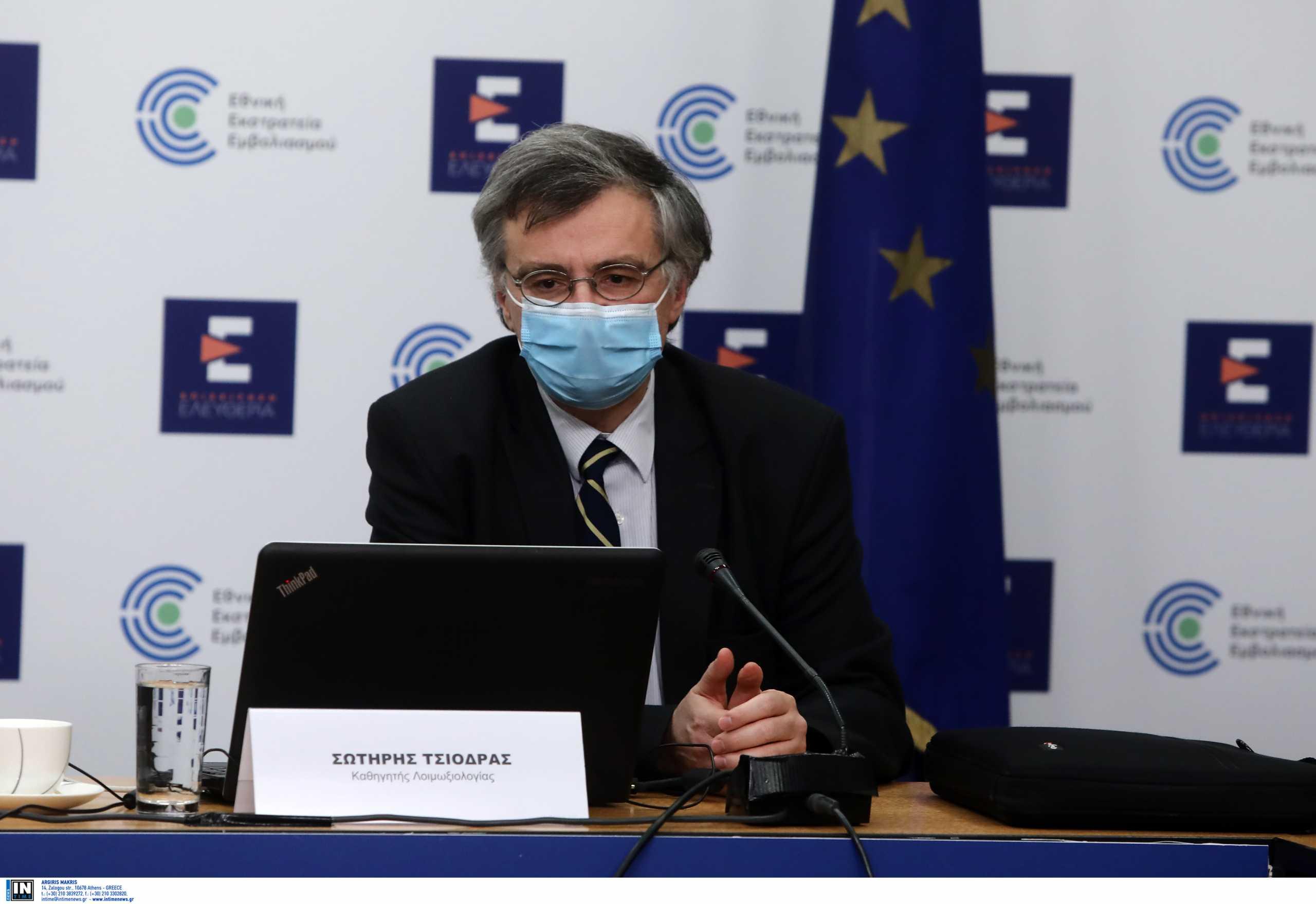 Πρόεδρος Ξενοδόχων Ηρακλείου: Ο Τσιόδρας πρότεινε lockdown σε Ηράκλειο και Ρέθυμνο