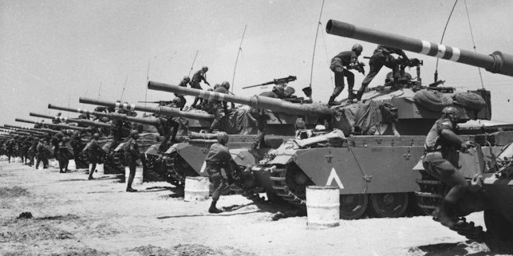 Πόλεμος των Έξι Ημερών: Ο ιστορικός θρίαμβος του Ισραήλ επί της αραβικής συμμαχίας [pics,vid]