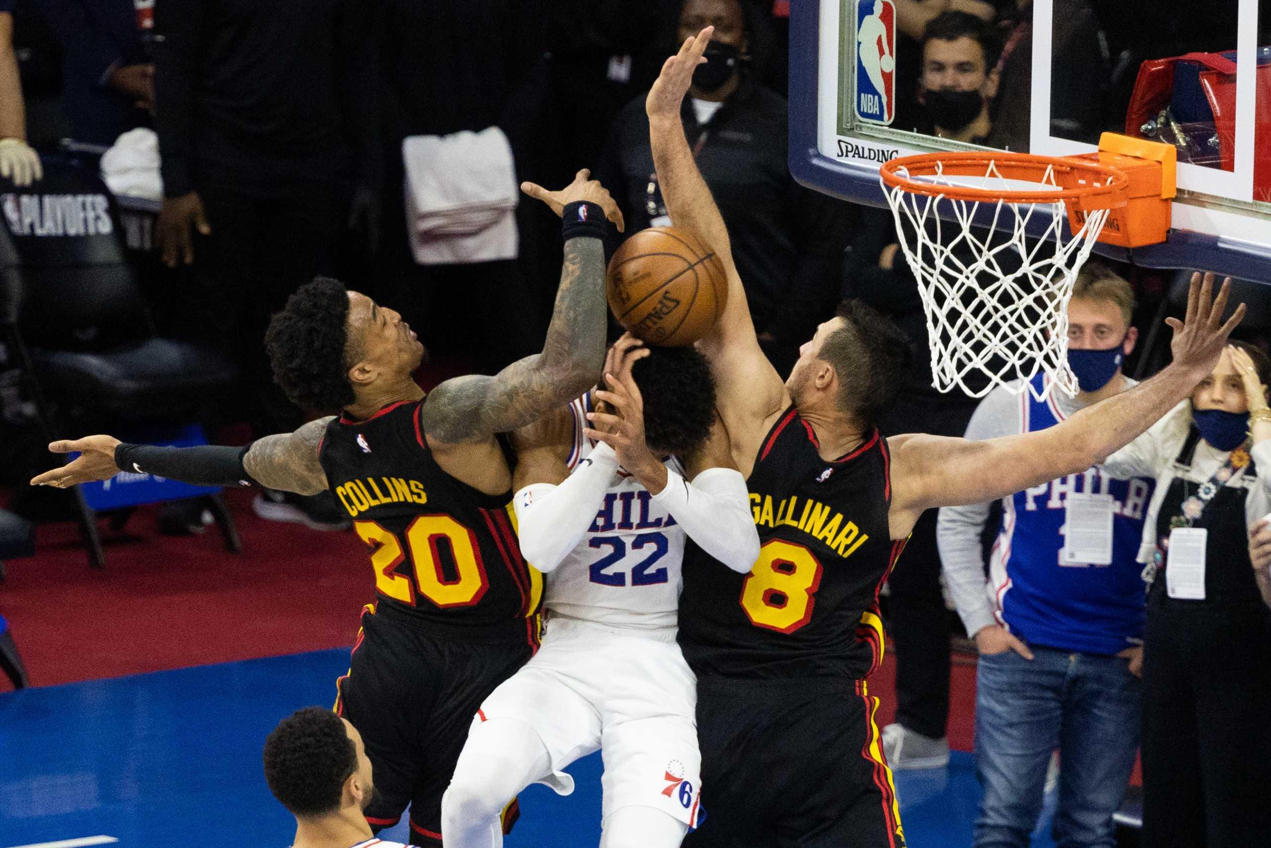 NBA: Στους τελικούς της Ανατολής και στον δρόμο των Μπακς οι φοβεροί Χοκς
