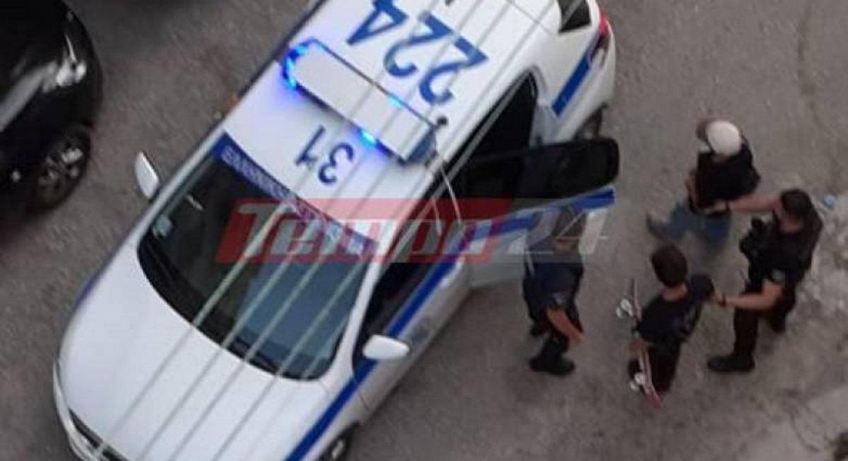 Πάτρα: Κυνηγητό αστυνομικών και νεαρών που έκαναν skateboard – Κατέληξαν στο Τμήμα… (pics)