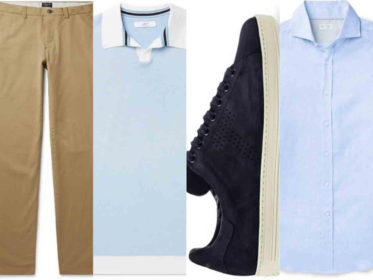 Τι είναι το smart casual ντύσιμο και πώς μπορείς να το πετύχεις
