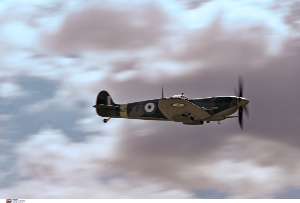 Spitfire MJ755: Συγκινεί ο Έλληνας «Αετός της ερήμου» – Δείτε αποκλειστικά πλάνα [vid]