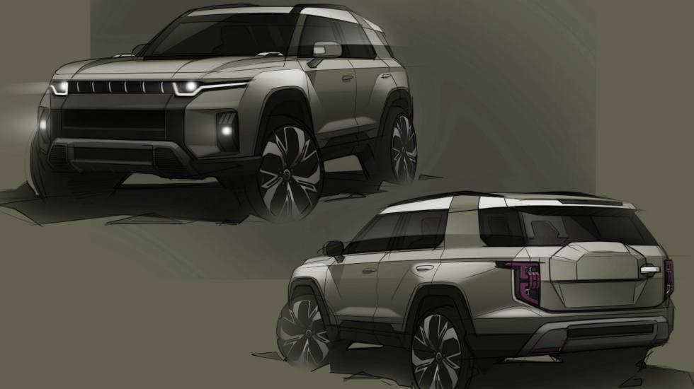SsangYong: Ηλεκτρικά SUV και νέο πλάνο για διάσωση από τη χρεοκοπία!