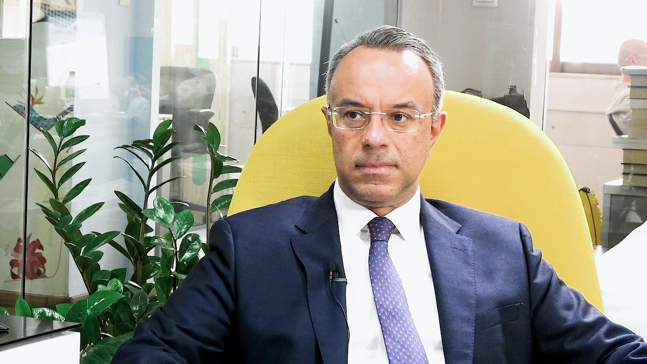 Χρήστος Σταϊκούρας στο newsit.gr: Το 4ο κύμα, το κόστος της πανδημίας και ο ανασχηματισμός