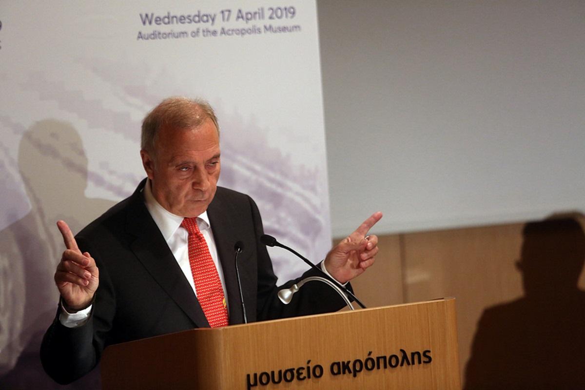 Μουσείο Ακρόπολης: Ο Ν. Σταμπολίδης εξελέγη παμψηφεί Γενικός Διευθυντής