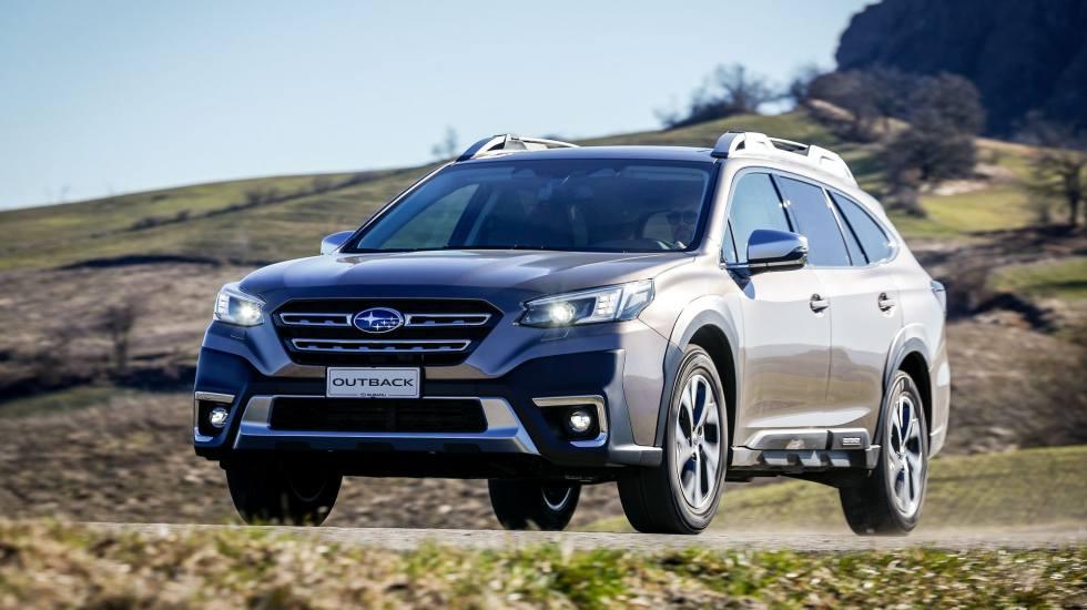 Οι τιμές του νέου Subaru Outback στην ελληνική αγορά (pics)