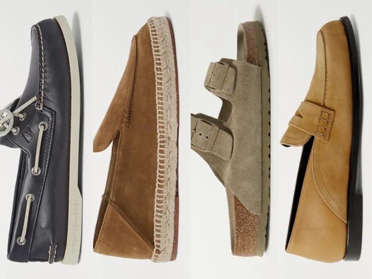 Τα 8 στυλ παπουτσιών που πρέπει να έχεις φέτος το καλοκαίρι