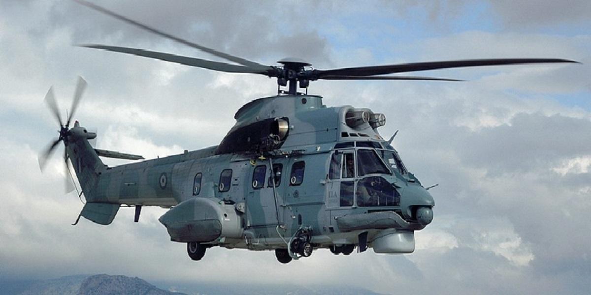 Super Puma: Την υποστήριξη των ελικοπτέρων συζήτησαν Πολεμική Αεροπορία – Safran